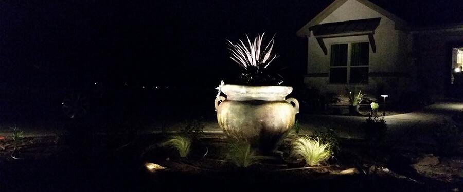 Paradise landscape lighting designs new braunfels lighting aloadofball Image collections